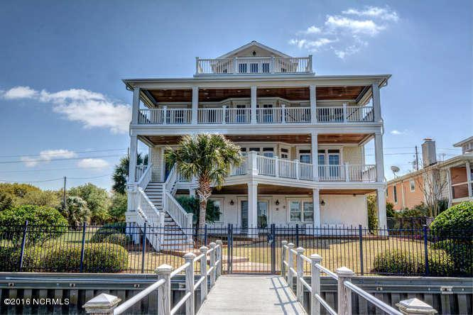52 Pelican Drive, Wrightsville Beach, NC 28480 (MLS #100008224) :: Century 21 Sweyer & Associates