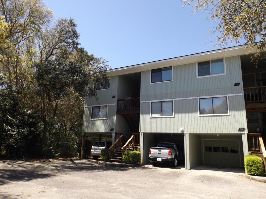 14 Pinehurst Drive, Oak Island, NC 28465 (MLS #100008423) :: Century 21 Sweyer & Associates