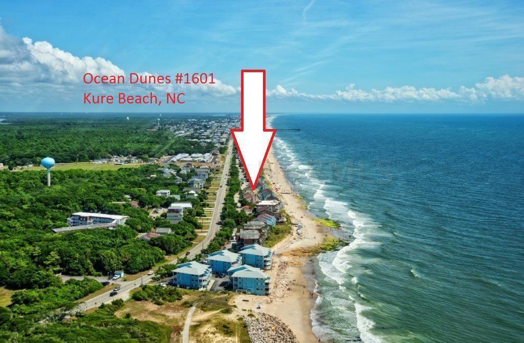 1100 S Fort Fisher Boulevard #1601, Kure Beach, NC 28449 (MLS #100009984) :: Century 21 Sweyer & Associates