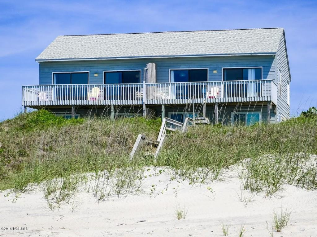 3703 Ocean Drive East & West, Emerald Isle, NC 28594 (MLS #100010255) :: Century 21 Sweyer & Associates