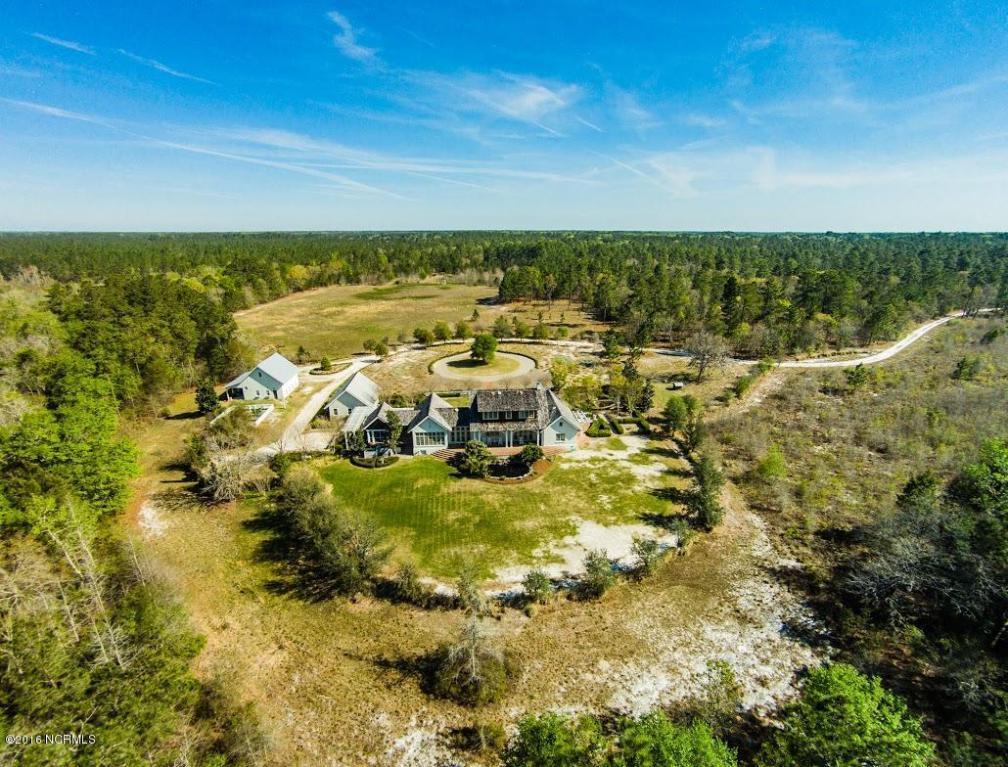 352 Bear Branch Drive, Currie, NC 28435 (MLS #100010279) :: Century 21 Sweyer & Associates