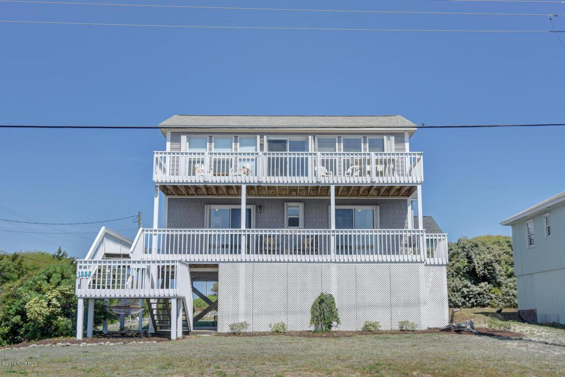 1333 S Shore Drive, Surf City, NC 28445 (MLS #100010741) :: Century 21 Sweyer & Associates