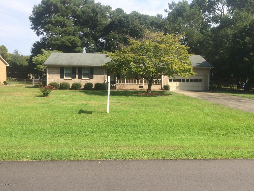 2446 Forrest Drive, Kinston, NC 28504 (MLS #100010742) :: Century 21 Sweyer & Associates