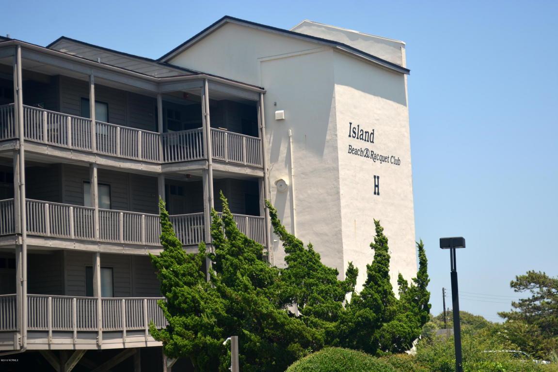 2306 W Ft Macon Road W 109 H, Atlantic Beach, NC 28512 (MLS #100010771) :: Century 21 Sweyer & Associates