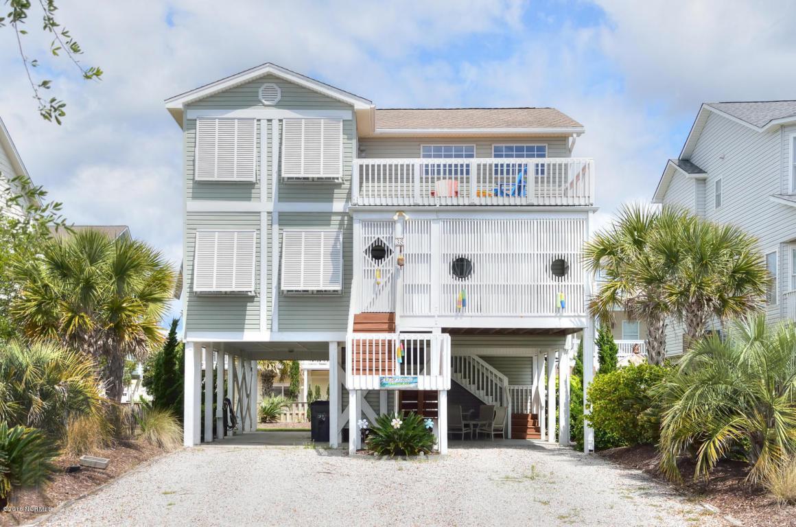 38 Private Drive, Ocean Isle Beach, NC 28469 (MLS #100011329) :: Century 21 Sweyer & Associates