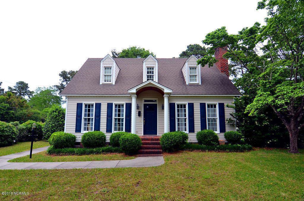 2201 Mimosa Place, Wilmington, NC 28403 (MLS #100012095) :: Century 21 Sweyer & Associates