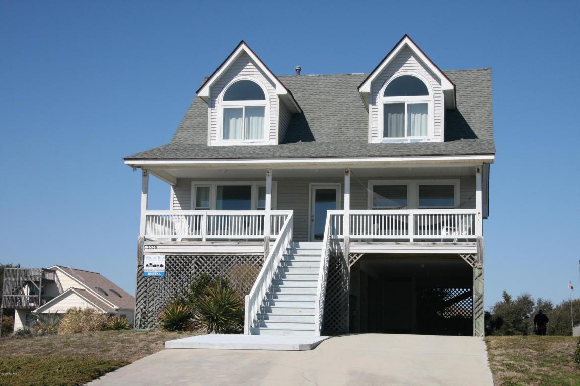 3330 W Beach Drive, Oak Island, NC 28465 (MLS #100012446) :: Century 21 Sweyer & Associates