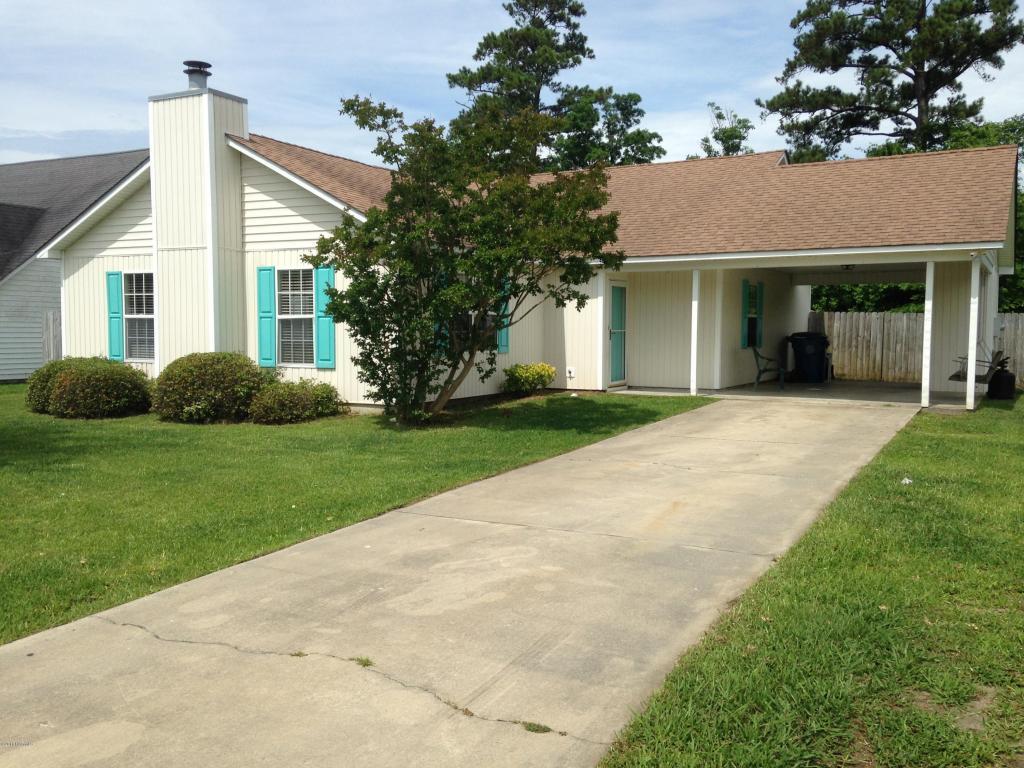 2507 Emeline Place, Morehead City, NC 28557 (MLS #100012589) :: Century 21 Sweyer & Associates