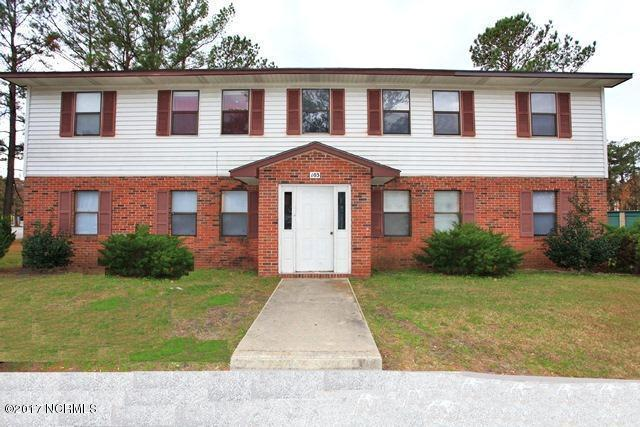103 Ravenwood Drive A, Jacksonville, NC 28546 (MLS #100012775) :: Century 21 Sweyer & Associates