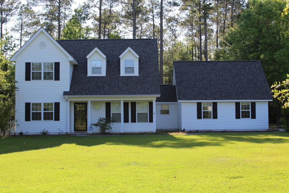 181 Parkertown Road, Hubert, NC 28539 (MLS #100012843) :: Century 21 Sweyer & Associates