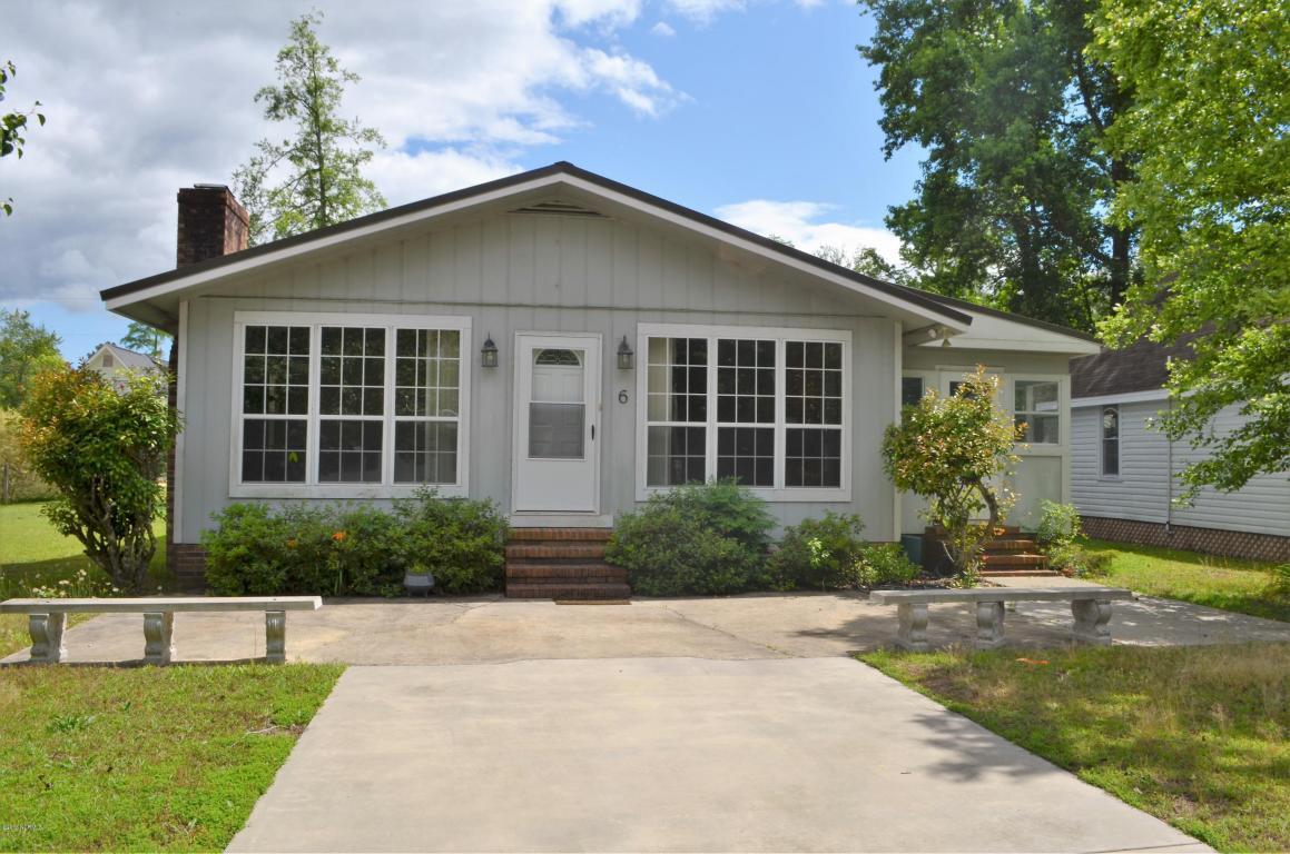 6 Johnson Street, Elizabethtown, NC 28337 (MLS #100013166) :: Century 21 Sweyer & Associates