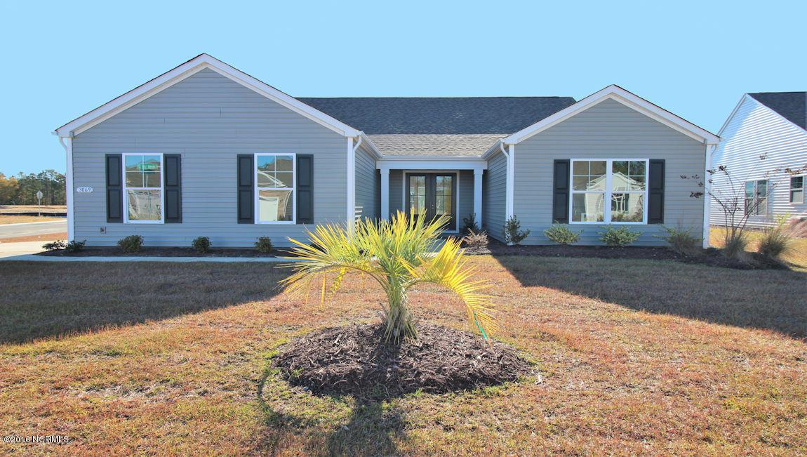 3069 Crescent Lake Drive Lot 308, Carolina Shores, NC 28467 (MLS #100013180) :: Century 21 Sweyer & Associates