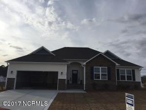 422 Derrick Drive, Sneads Ferry, NC 28460 (MLS #100013277) :: Century 21 Sweyer & Associates