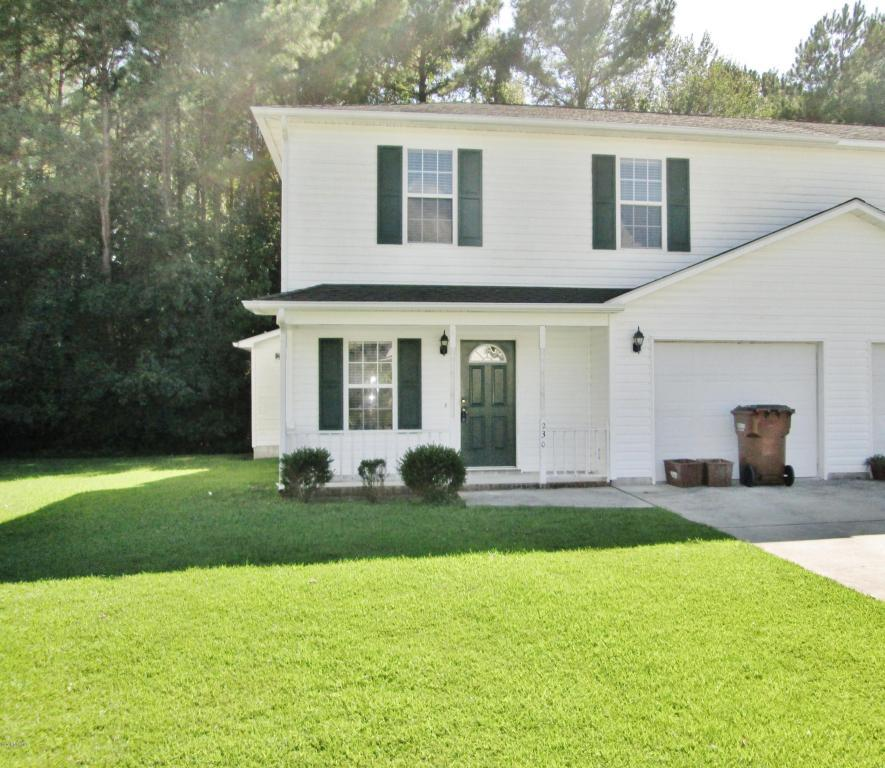230 Winners Circle, Jacksonville, NC 28546 (MLS #100013436) :: Century 21 Sweyer & Associates