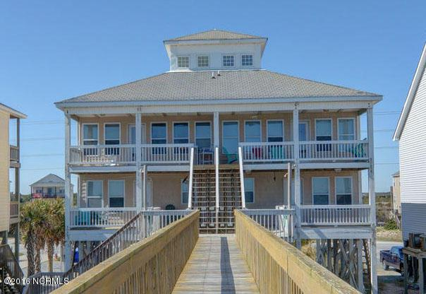 3732 Island Drive, North Topsail Beach, NC 28460 (MLS #100013493) :: Century 21 Sweyer & Associates