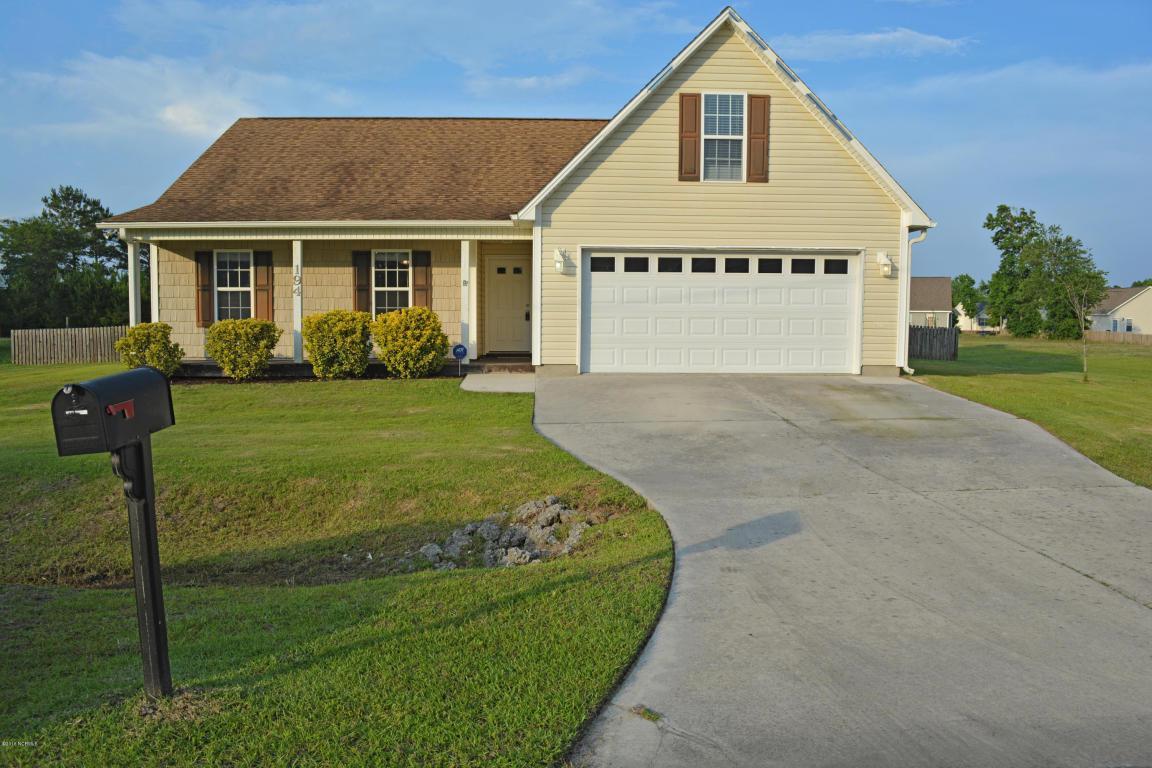 194 Windfield Lane, Holly Ridge, NC 28445 (MLS #100013512) :: Century 21 Sweyer & Associates