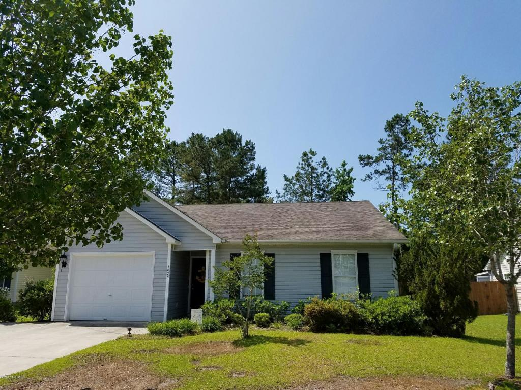 1025 Winterberry Circle, Leland, NC 28451 (MLS #100013596) :: Century 21 Sweyer & Associates