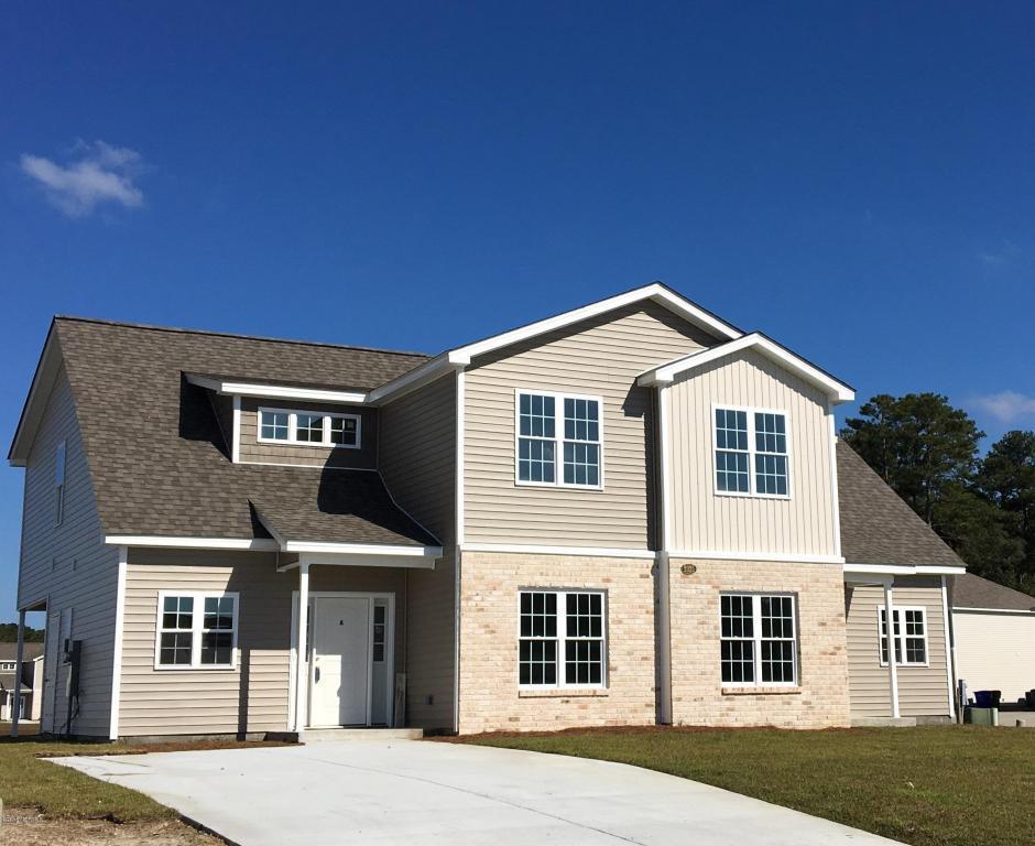 2325 Chavis Drive A, Greenville, NC 27858 (MLS #100013895) :: Century 21 Sweyer & Associates