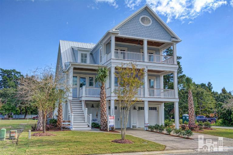 7402 Nautica Yacht Club Drive, Wilmington, NC 28411 (MLS #100014148) :: Century 21 Sweyer & Associates
