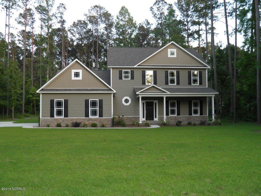 206 Sailaway Court, Havelock, NC 28532 (MLS #100014195) :: Century 21 Sweyer & Associates