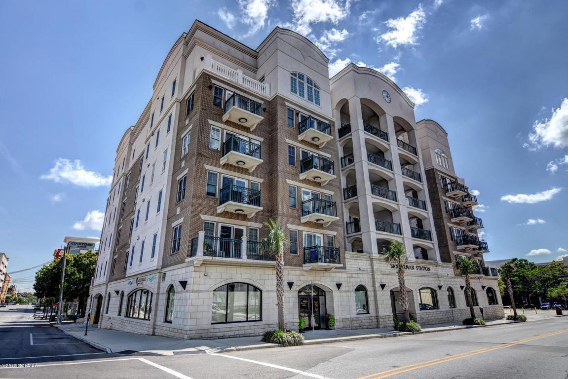 124 Walnut Street #202, Wilmington, NC 28401 (MLS #100014243) :: Century 21 Sweyer & Associates