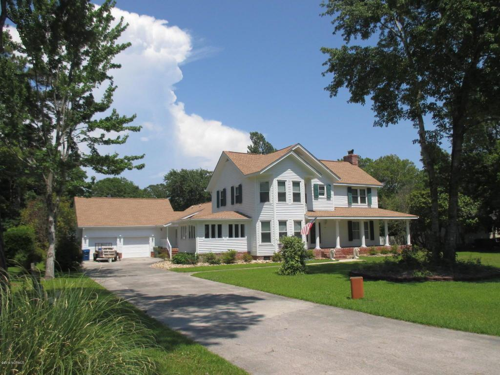 115 Taylor Lane, Morehead City, NC 28557 (MLS #100014495) :: Century 21 Sweyer & Associates