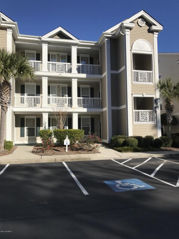 864 Great Egret Circle 2F, Sunset Beach, NC 28468 (MLS #100014729) :: Century 21 Sweyer & Associates