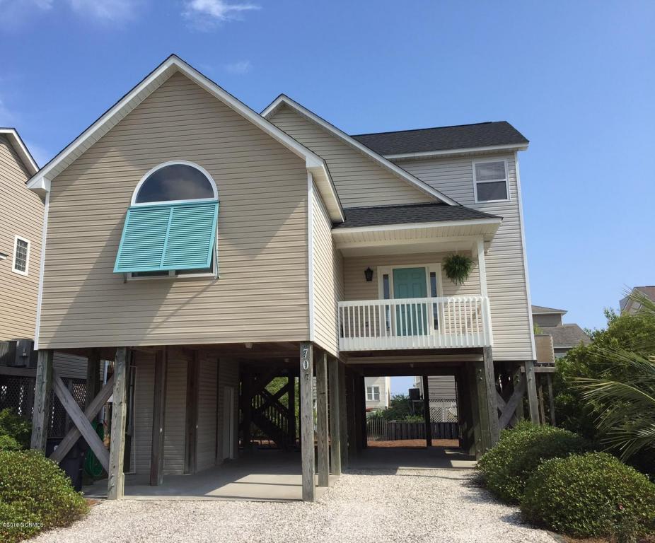 70 Private Drive, Ocean Isle Beach, NC 28469 (MLS #100014843) :: Century 21 Sweyer & Associates