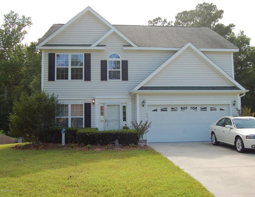 107 Twin Creek Lane, Havelock, NC 28532 (MLS #100014997) :: Century 21 Sweyer & Associates