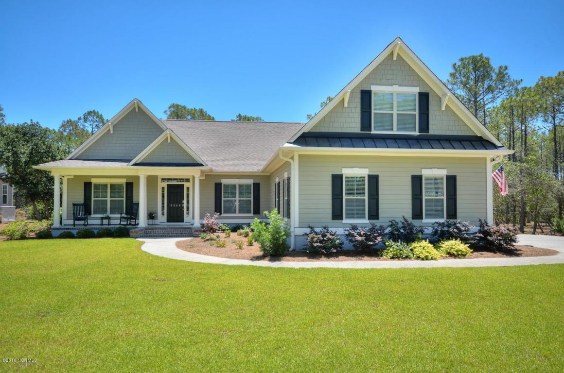 2548 Hillsborough Drive, Southport, NC 28461 (MLS #100015638) :: Century 21 Sweyer & Associates