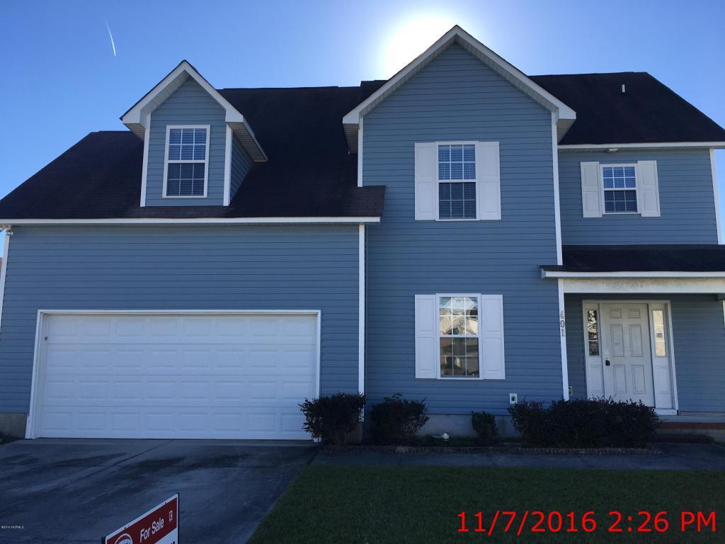 401 Ashcroft Drive, Jacksonville, NC 28546 (MLS #100015891) :: Century 21 Sweyer & Associates