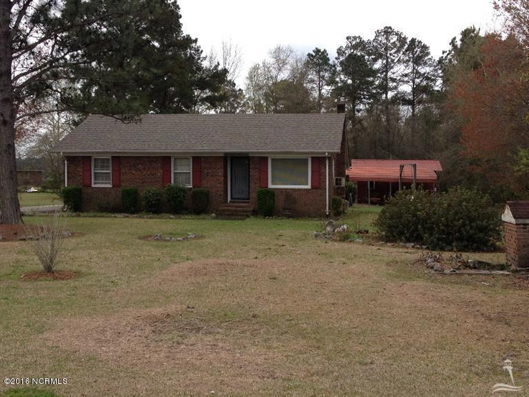 188 Klondyke Road, Chadbourn, NC 28431 (MLS #100016220) :: Century 21 Sweyer & Associates