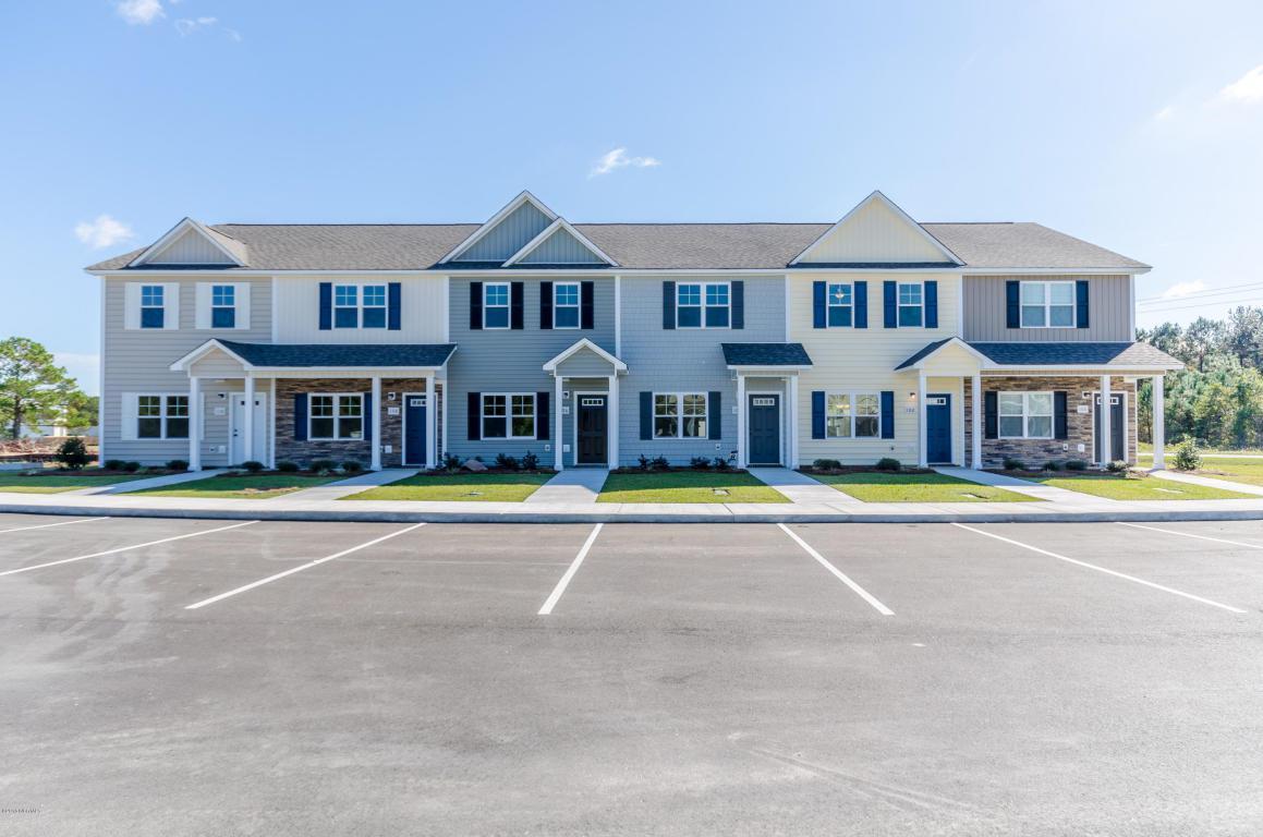 106 Justice Farm Drive Lot #63, Sneads Ferry, NC 28460 (MLS #100016393) :: Century 21 Sweyer & Associates