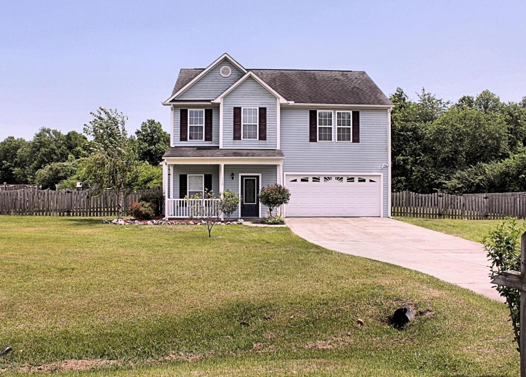 119 Willard Way Way, Beulaville, NC 28518 (MLS #100016489) :: Century 21 Sweyer & Associates