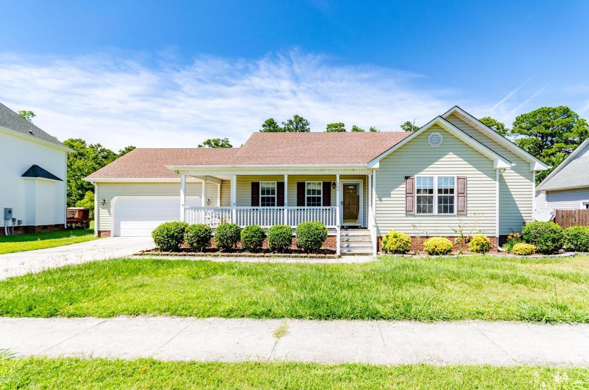104 Sagefield, Jacksonville, NC 28540 (MLS #100016545) :: Century 21 Sweyer & Associates