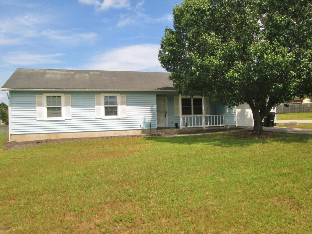 507 Sandridge Road, Hubert, NC 28539 (MLS #100016697) :: Century 21 Sweyer & Associates