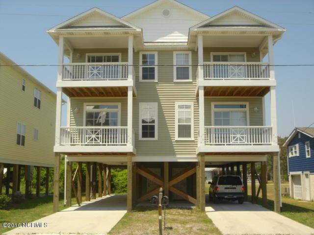 1316 Snapper Lane #2, Carolina Beach, NC 28428 (MLS #100016812) :: Century 21 Sweyer & Associates