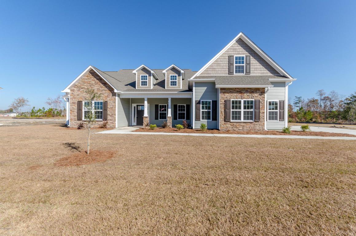 109 Burrington Lane, Jacksonville, NC 28546 (MLS #100016905) :: Century 21 Sweyer & Associates