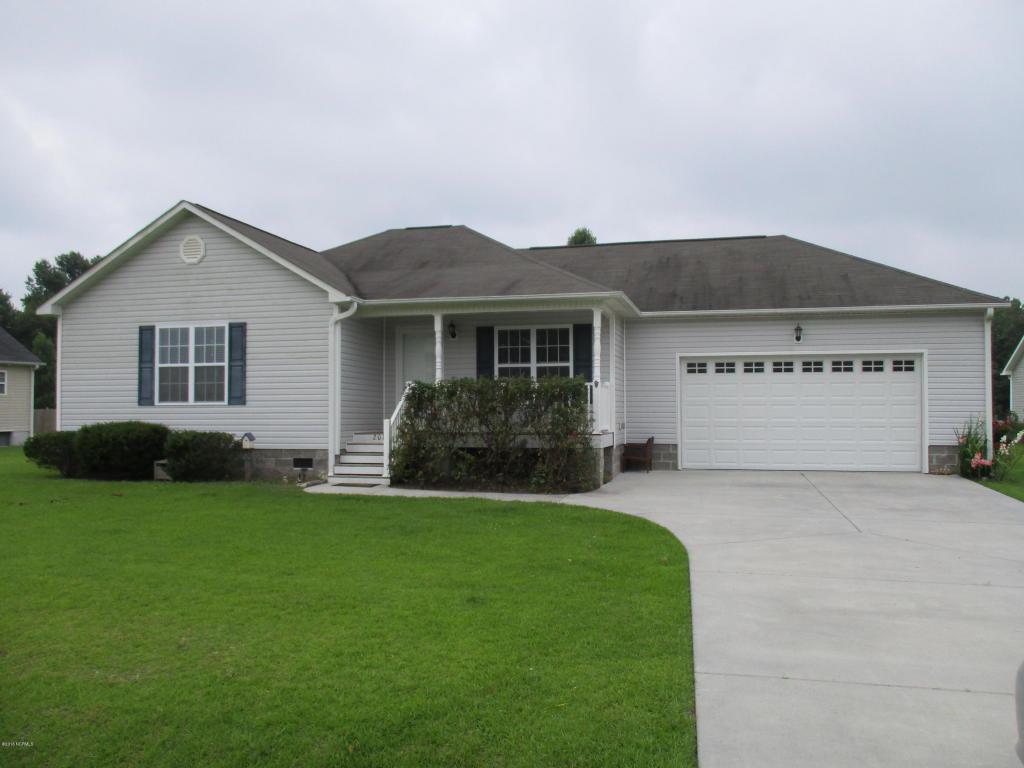 208 Deer Haven Drive, Richlands, NC 28574 (MLS #100017082) :: Century 21 Sweyer & Associates