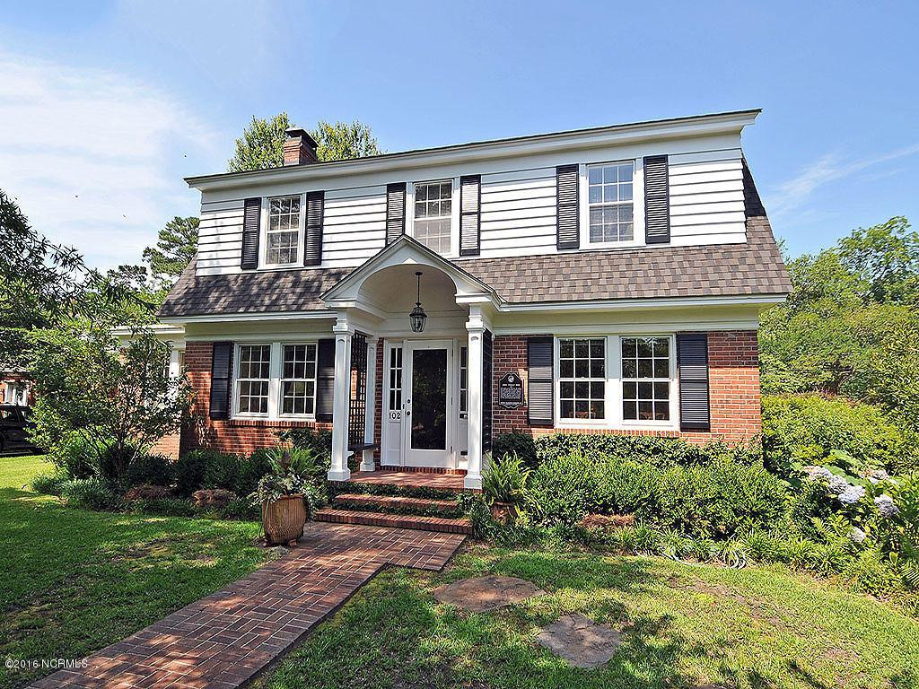 102 Colonial Drive, Wilmington, NC 28403 (MLS #100017357) :: Century 21 Sweyer & Associates