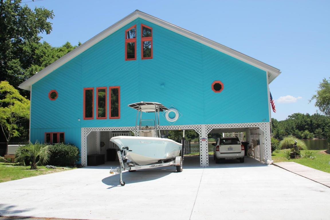 1052 Sea Gate Drive, Newport, NC 28570 (MLS #100017589) :: Century 21 Sweyer & Associates