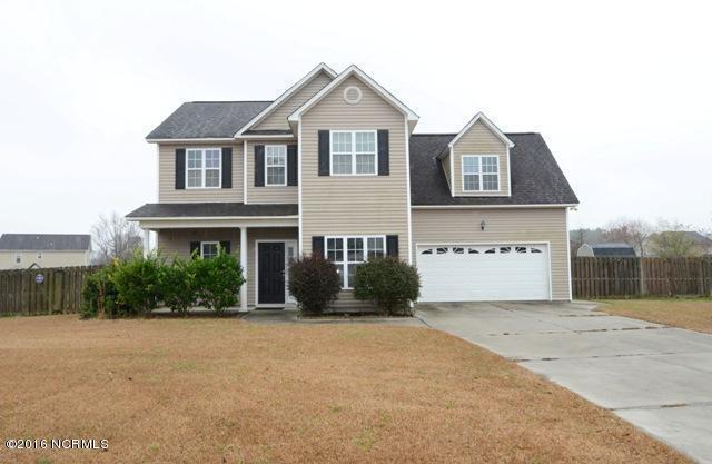 120 Spring Leaf Lane, Jacksonville, NC 28540 (MLS #100017895) :: Century 21 Sweyer & Associates