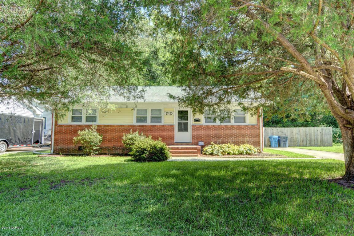 310 White Oak Street, Jacksonville, NC 28540 (MLS #100017971) :: Century 21 Sweyer & Associates