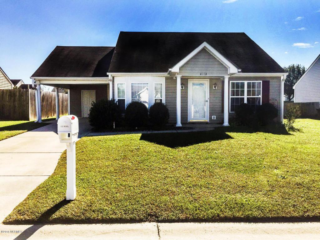 4713 Honeysuckle Lane, Rocky Mount, NC 27804 (MLS #100018030) :: Century 21 Sweyer & Associates