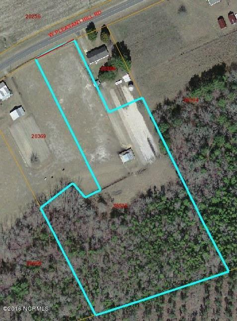 #2 W. Pleasant Hill Road, Pink Hill, NC 28572 (MLS #100018048) :: Century 21 Sweyer & Associates