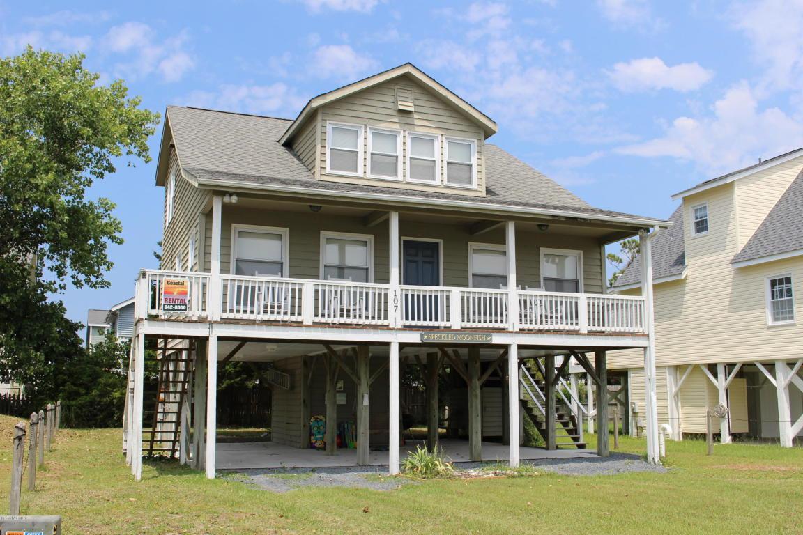 107 Sea Gull Drive, Holden Beach, NC 28462 (MLS #100018390) :: Century 21 Sweyer & Associates