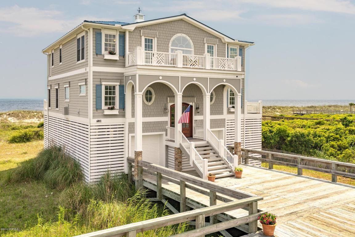 6801 E Beach Drive, Oak Island, NC 28465 (MLS #100018407) :: Century 21 Sweyer & Associates