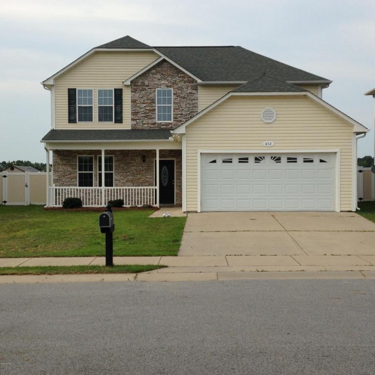 832 Jade Lane, Winterville, NC 28590 (MLS #100018504) :: Century 21 Sweyer & Associates