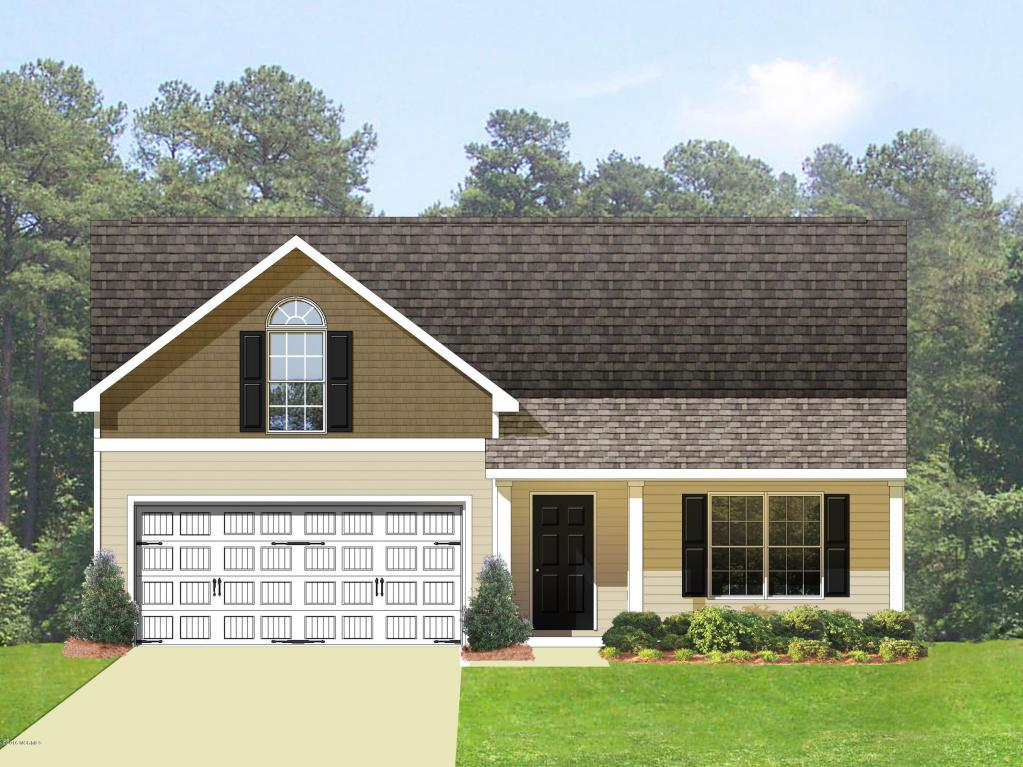 75 E New Kent Circle, Supply, NC 28462 (MLS #100018521) :: Century 21 Sweyer & Associates