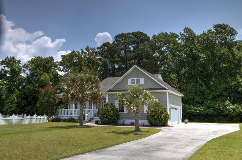105 White Heron Lane, Cape Carteret, NC 28584 (MLS #100018538) :: Century 21 Sweyer & Associates